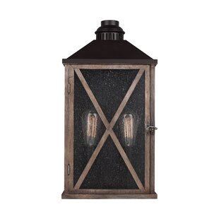Decory 2-Light Outdoor Flush Mount
