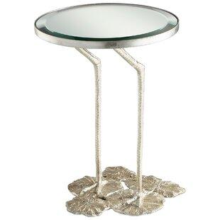 Reviews Struz End Table by Cyan Design
