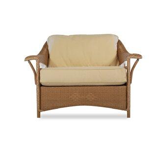 Lloyd Flanders Nantucket Patio Chair with..