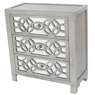 Karratha 3 Drawer Accent Chest..