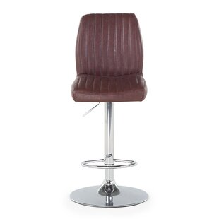 Osaka Adjustable Height Bar Stool by Home..