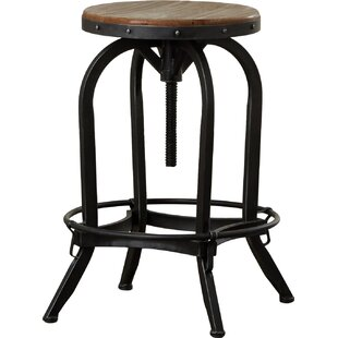 Adjustable Bar Stool By Borough Wharf