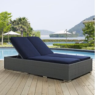 Attrayant Tripp Double Chaise Lounge With Cushion