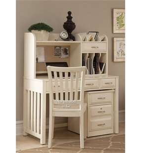 Nicolette Writing Desk by DarHome Co Bargain