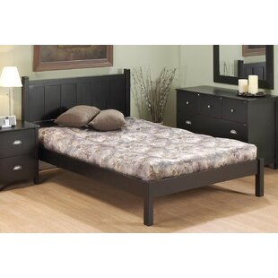 Hunter Platform Bed with Mattress by Chateau Imports