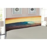 Ocean Queen Upholstered Panel Headboard by East Urban Home