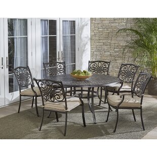 Ricard Traditions 7 Piece Dining Set