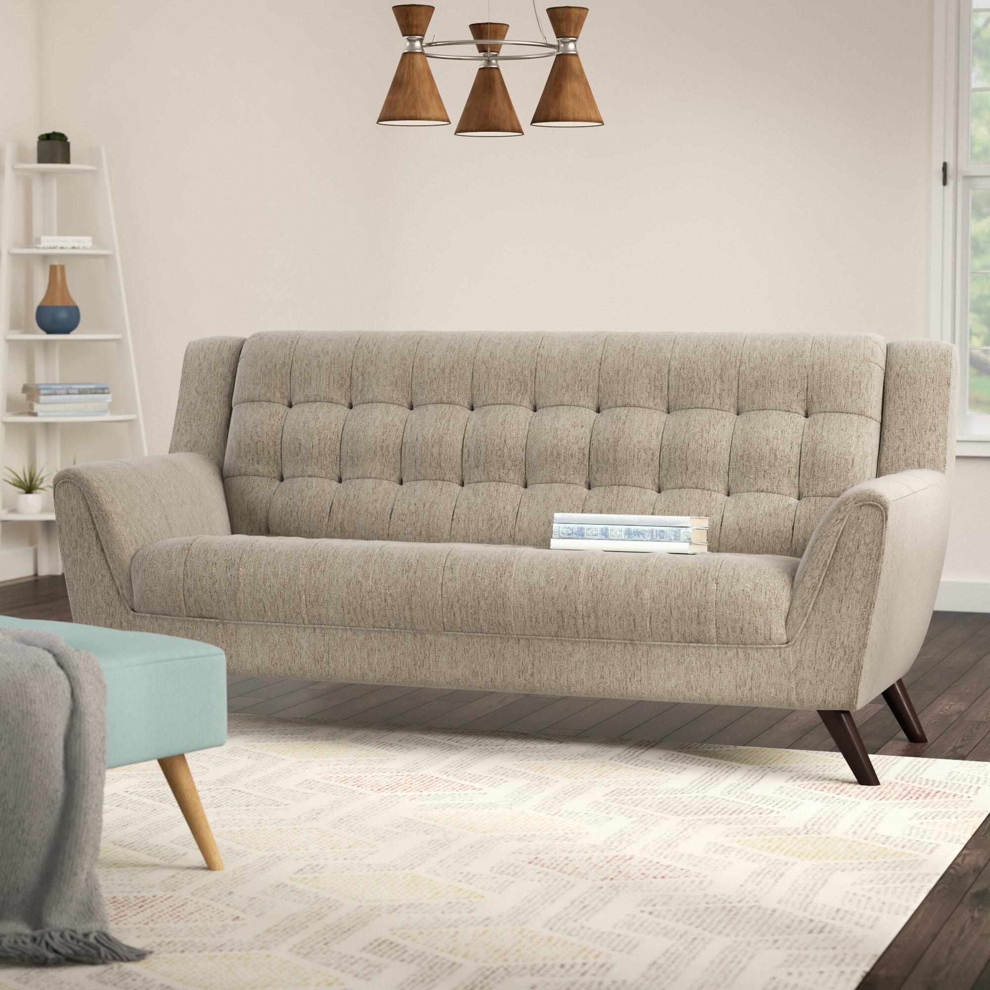 Langley street alvinholmes sofa reviews wayfair