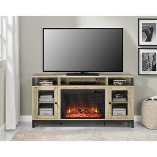 Mastrangelo TV Stand for TVs up to 60 with Fireplace