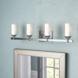 Charlton Home Edwina 4-Light Vanity Light