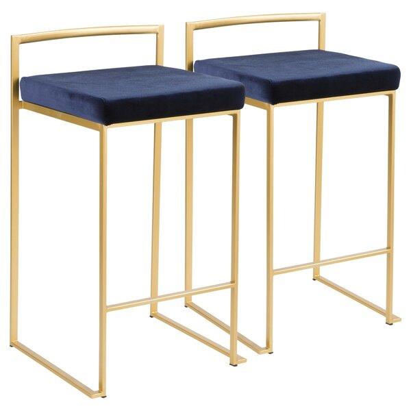 Amazing Modern Contemporary Gary Bar Stool 31 5 Allmodern Uwap Interior Chair Design Uwaporg