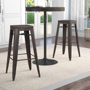 Isaac 30 Bar Stool (Set of 2) by Laurel Foundry Modern Farmhouse