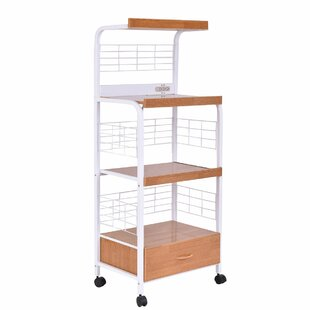 Rebrilliant Greta 62 Iron Baker's Rack