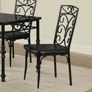 Giraldo Upholstered Dining Chair (Set of 2)