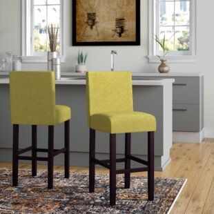 Poe 26 Bar Stool (Set of 2) Wrought Studio