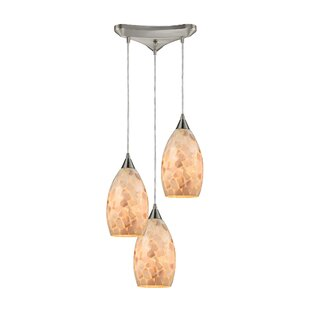 Roehampton 3-Light Pendant..