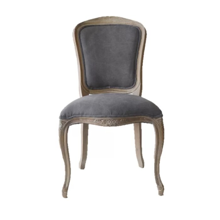 Outstanding Ella Upholstered Dining Chair Pabps2019 Chair Design Images Pabps2019Com