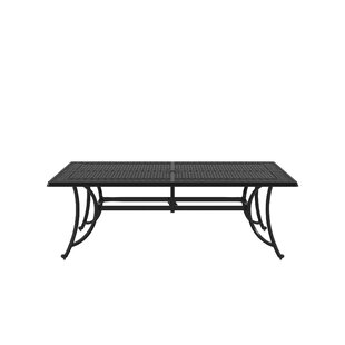 Wydra Aluminum Dining Table