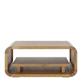 Acton Solid Wood Coffee Table By Corrigan Studio