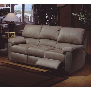 Vercelli Leather Reclining Sofa Omnia Leather