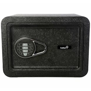 Ivation Ivation Home and Office Security Safe with Dual-Lock