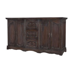 Belara Standard Curio Cabinet by Astoria Grand