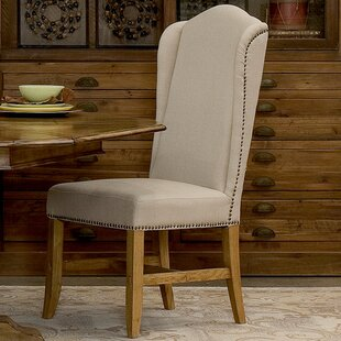 Daphne Upholstered Dining Chair (Set of 2) Sarreid Ltd