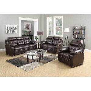 3 Piece Living Room Set by Container