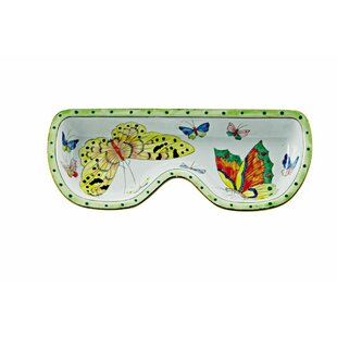 Compare Multiple Butterflies Eyeglass Holder By Connoisseur Art