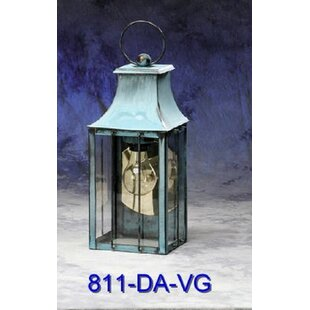 800 Series 1-Light Outdoor Wall Lantern