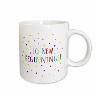 To New Beginnings Coffee Mug