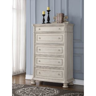 One Allium Way Piland 5 Drawer Chest Image