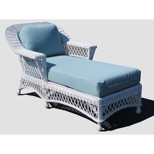 Rosado Chaise Lounge with Cushion