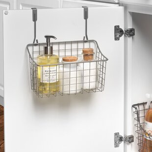 Over the Cabinet Door Organizer