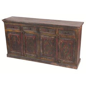 Arvada 4 Drawer Sideboard by MOTI Furniture
