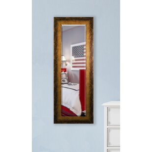 Severus Tarnished Slender Body Accent Mirror by Corrigan Studio