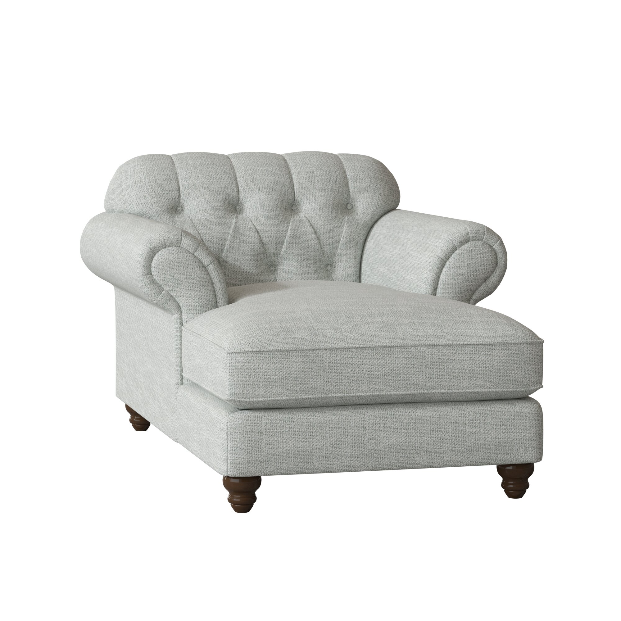 - Keira Tufted Chaise & Reviews Joss & Main