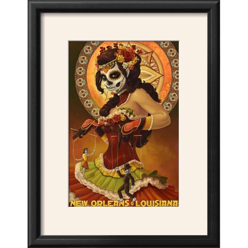 Bloomsbury Market \'Dia De Los Muertos Marionettes - New Orleans ...