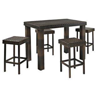 Bar Height Patio Sets Wayfair - Wayfair outdoor table and chairs