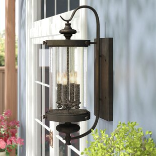 Blythewood 4-Light Outdoor Wall Lantern