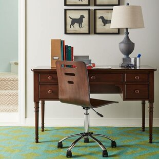 Teaberry Lane Solid Wood Writing Desk by Stone & Leigh&trade Top Reviews