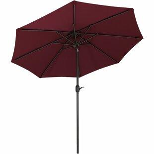 Freeport Park Eldora 9' Market Sunbrella Umbrella