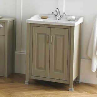 800mm Free-standing Vanity Unit By Hudson Reed