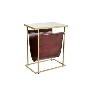 Brayden Studio Esma End Table