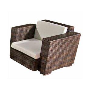 Sessel 2-1-1 mit Kissen von Home & Haus