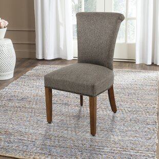 Migliore Upholstered Dining Chair by Alcott Hill