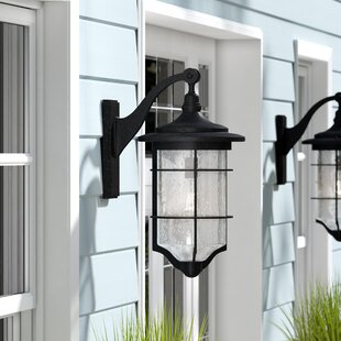 Big Save St Croix 1-Light Outdoor Wall Lantern By Beachcrest Home