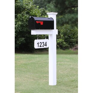 Mailboxes With Post Included Wayfair Ca