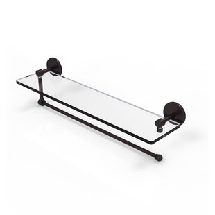 Allied Brass Prestige Skyline Wall Shelf