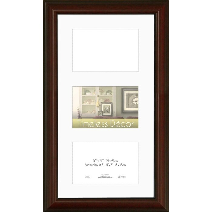 Alcott Hill 3 Opening Collage Wall Picture Frame & Reviews | Wayfair.ca